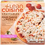 Lean Cuisine, Craveables Four Cheese Pizza, 6 Oz. (8 Count)