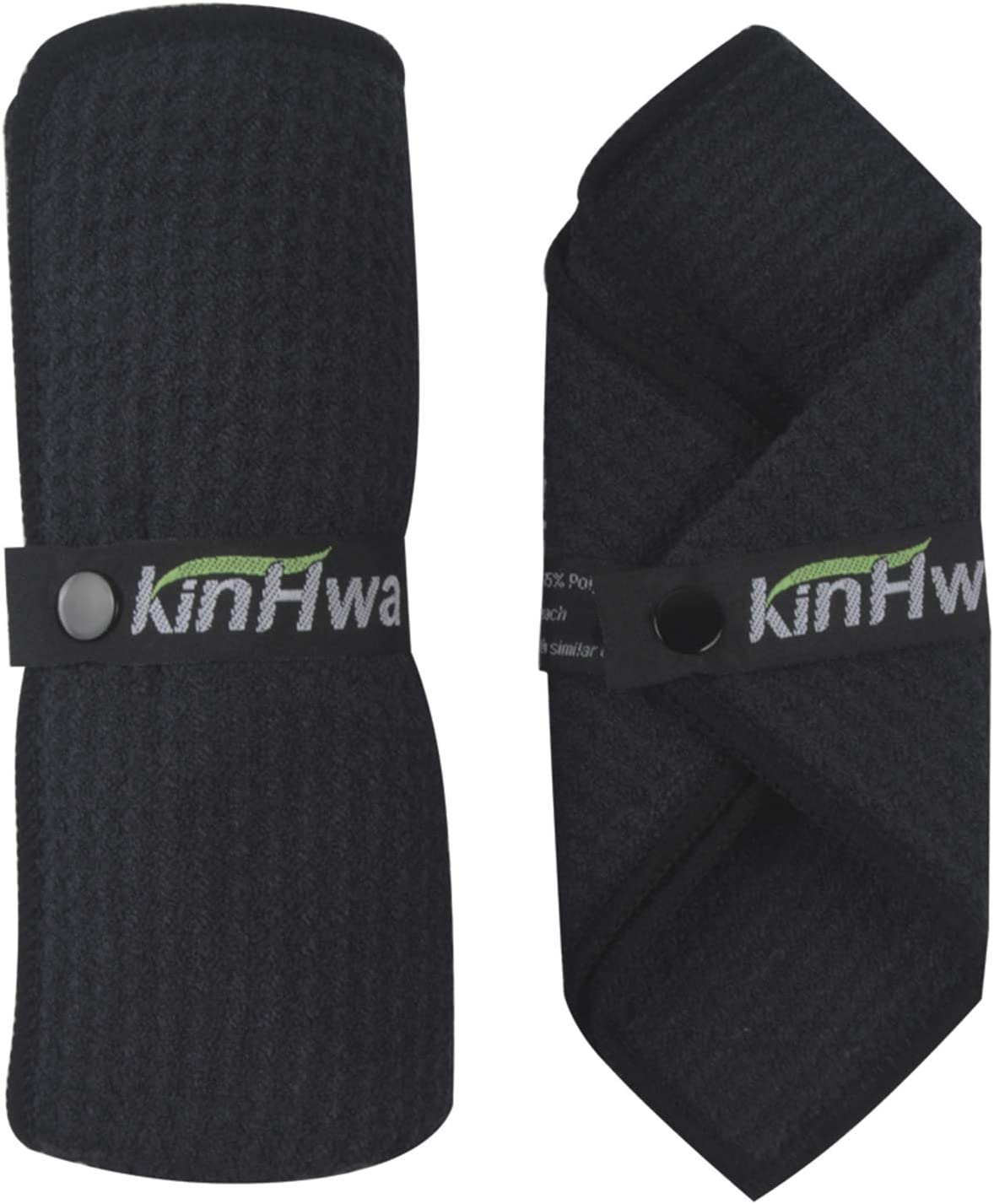 KinHwa Waffle Golf Towel & Small Golf Ball Towel