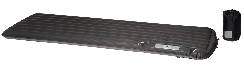 Exped Downmat 9 M - Grau - 183 cm - Warme kompakte Daunen Luftmatratze