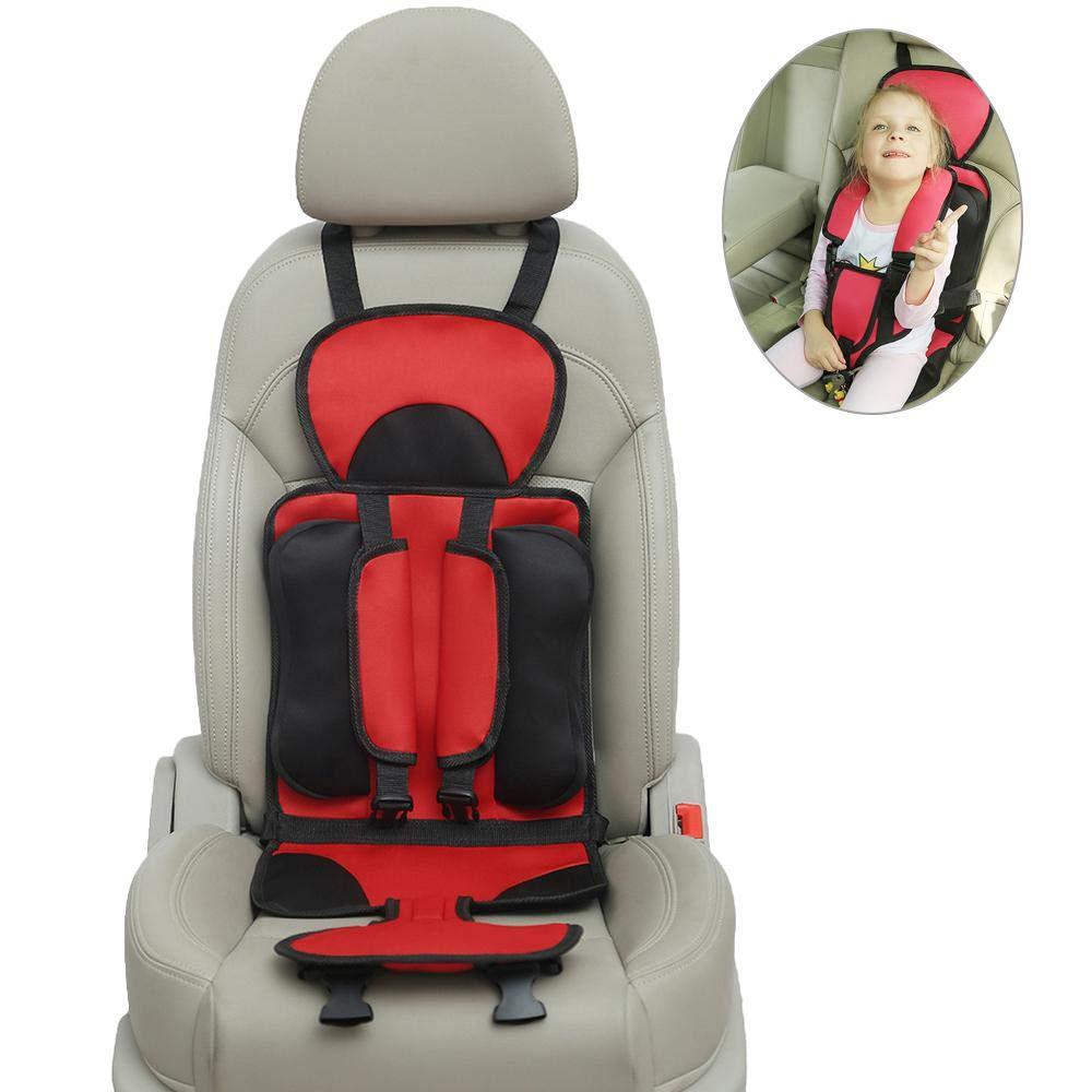Siestes Insert, Aolvo convertible bébé enfant Sécurité Auto Rehausseur Pad-convertible Coussin de siège de voiture Portable sièges auto pour Kids-infant support pour siège auto et landau