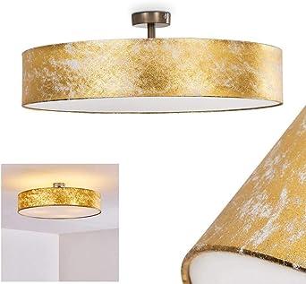 Deckenleuchte Diele gold messing Küche LED Modern