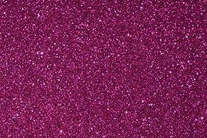 Amazon Com Hot Pink Glitter Heat Transfer Vinyl Sheet