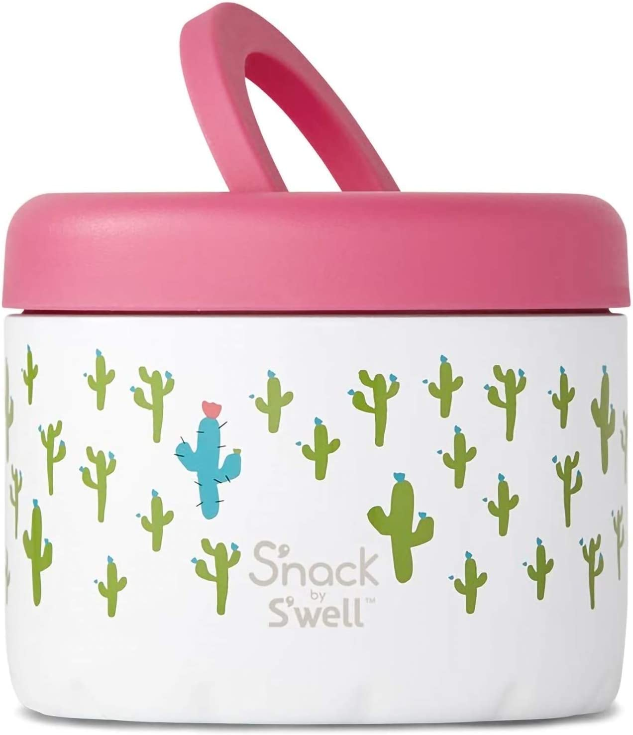 S'well Container-24 Fl Oz-Looking Sharp-Double-Layered Stainless Steel Food Container, 24oz