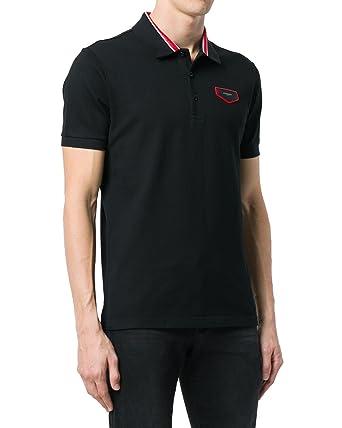 53c4bd67ed47f Givenchy - Men s Cotton Polo - Black