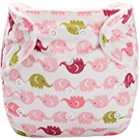 DEBAIJIA Cubierta de Pañales de Tela Para Bebés
