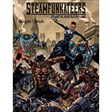 Steamfunkateers: The Steamfunk Role Playing Game (Steamfunkateers RPG Book 1)