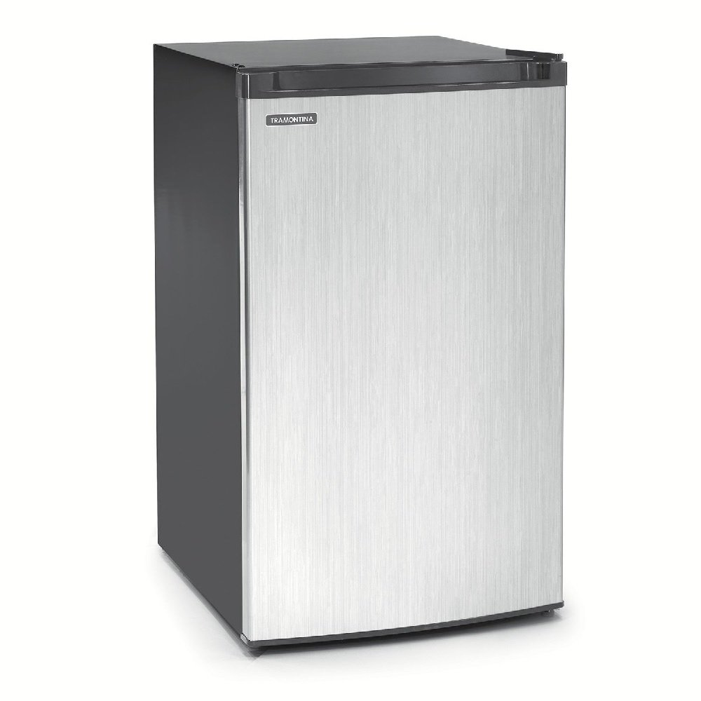 4.4 Cu.ft. Reversible Door Small Compact Refrigerator with Adjustable Tempered Glass Shelves by Tramontina