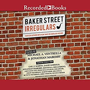 The Baker Street Irregulars Audiobook