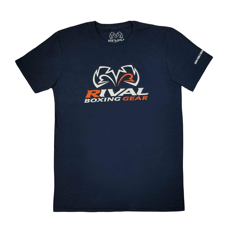 Rival Boxing Corpo Navy T-Shirt