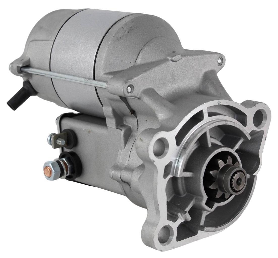 NEW STARTER MOTOR FITS CATERPILLAR LIFT TRUCK V45D V50D VC30D 3E5129 6T7002  3017815