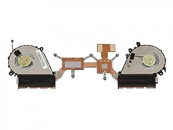Lenovo Ventilador con disipador (DIS/CPU) Original para la ...