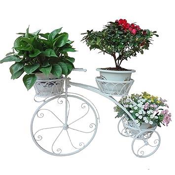 Blumenständer Für Den Garten 3 Etagen Metallregal Für Den