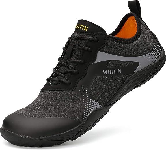 WHITIN Unisex Zapatilla Minimalista de Barefoot Trail Running: Amazon.es: Zapatos y complementos