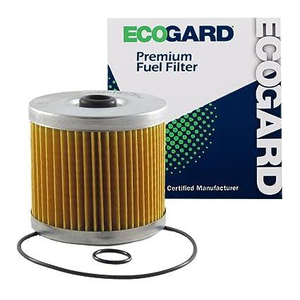 Amazon Com Ecogard Xf54871 Engine Fuel Filter Premium Replacement