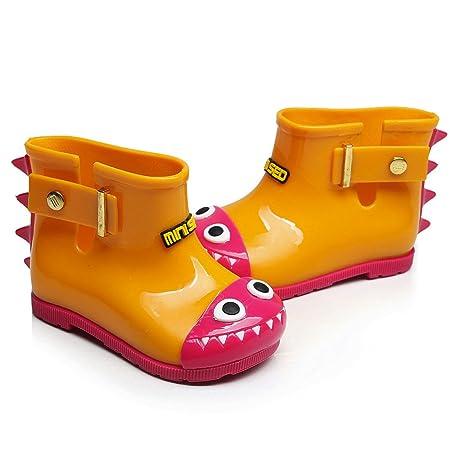 Amazon.com : KpopBaby Waterproof Child Shark Rubber Infant Baby Rain Boots Kids Children Rain Shoes : Shoes