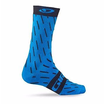 Calcetines Giro Comp Racer HR Azul-Negro 2017