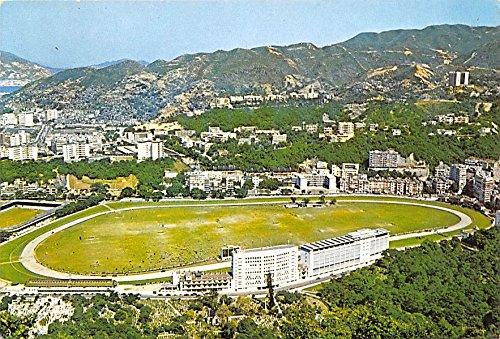 Hongkong Race Course and Jockey Club Hong Kong China, People's Republic of China Postcard