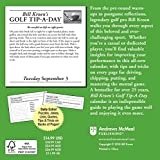 Bill Kroens Golf Tip-a-Day 2019 Day-to-Day Calendar