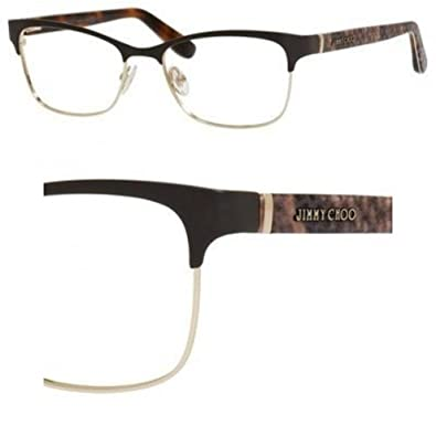 8e70ca69971 Image Unavailable. Image not available for. Color  JIMMY CHOO Eyeglasses ...