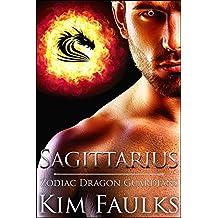 Sagittarius (Zodiac Dragon Guardians Book 7)
