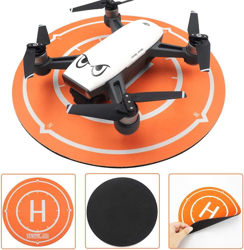 Plataforma de aterrizaje para Drone 25x25cm universal