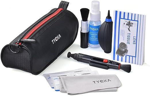 TYCKA Kit de Limpieza Profesional para cámaras réflex Digitales ...