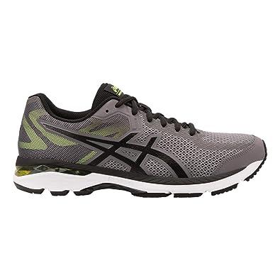 ASICS 1011A028 Mens Gel-Glyde 2 Running Shoe, Carbon/Gray - 7 D