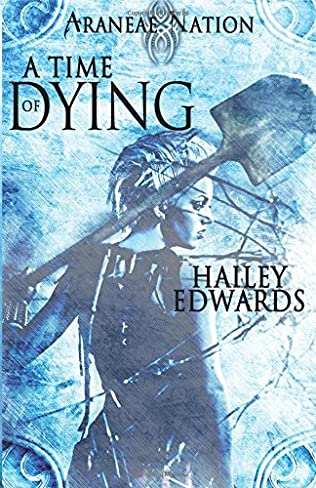 book cover of A Time of Dying