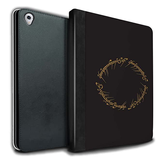 Amazon com: STUFF4 PU Leather Book/Cover Case for Apple iPad