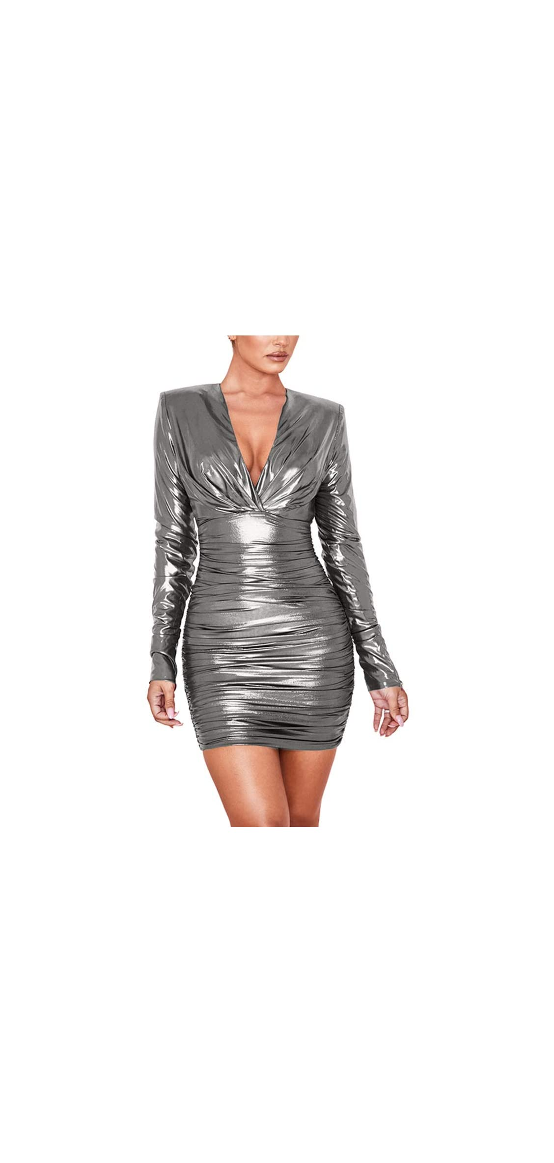 Woman Sexy Bodycon Dress - Sexy Club Outfits For Women V