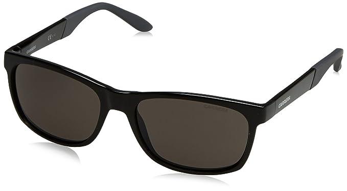 Carrera 8021/S M9 Gafas de Sol, Shiny Black, 56 Unisex ...