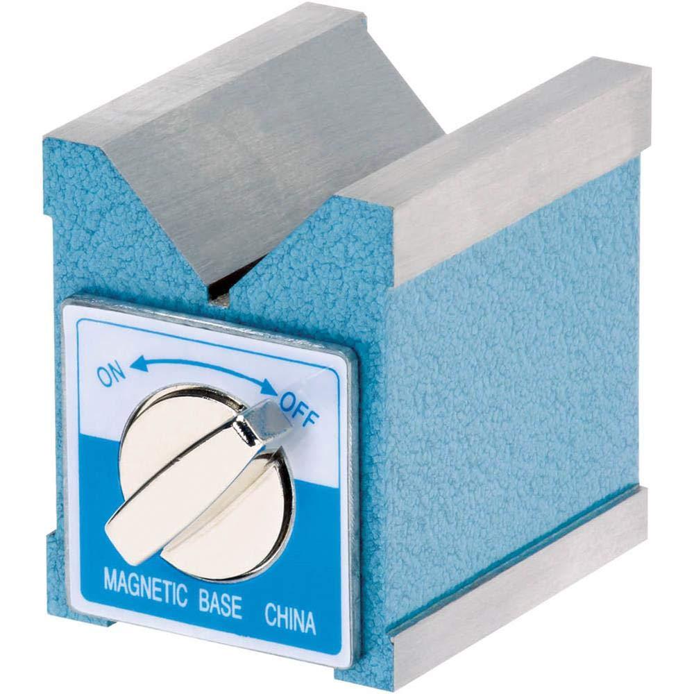 B00012YE2M Grizzly Industrial H5617 - Magnetic V-Block 61oMfnPOyrL