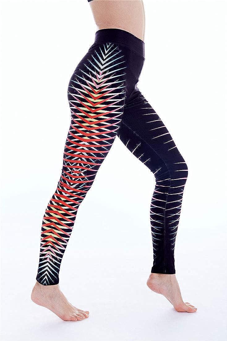 goldenharvest GH Womens Outdoor Fashion Design Graphic Printed Yoga Athletic Extra Soft Legging