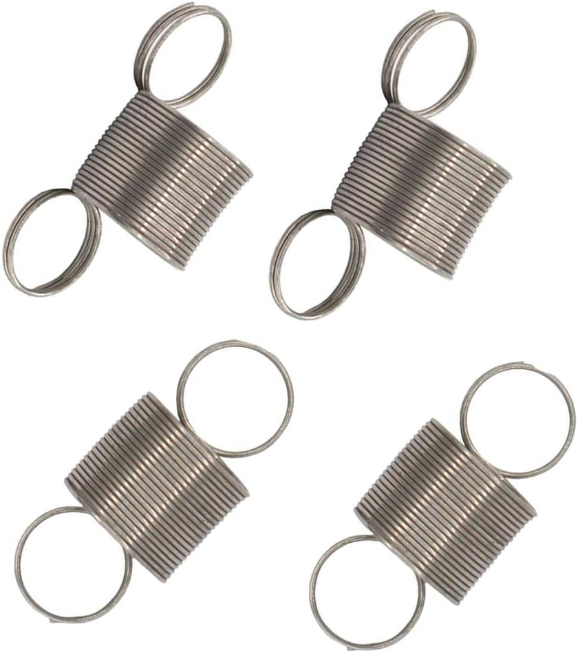 W10400895 Washer Suspension Spring 4 Pack For Whirlpool Kenmore Washing Machine Replace AH3497596 1938554 EA3497596 PS3497596 LP22618