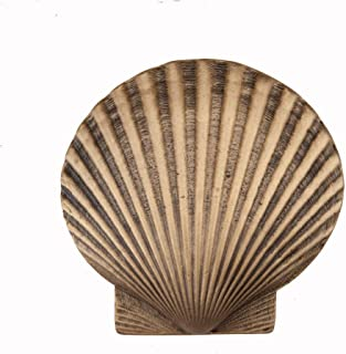 product image for Acorn Manufacturing DPGGP Artisan Collection Large Scallop Knob in Museum