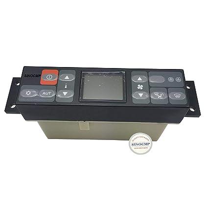 Amazon com: 145670-3501 Air Conditioner Control Panel - SINOCMP A/C