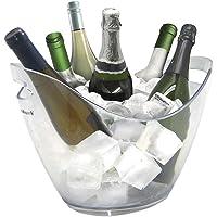 Vin Bouquet FIE 029 Ijsemmer 6 flessen.6 flessen emmer wordt nu gepresenteerd in helder/transparant