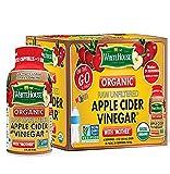 (6 bottles/2oz each) White House Organic Apple Cider Vinegar ON-THE-GO (Pack of 3)