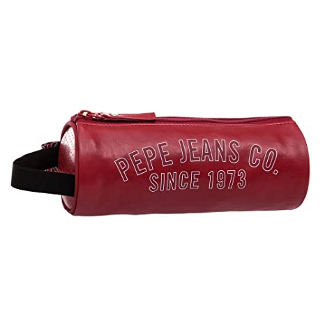 Pepe Jeans Estuche, Diseño Casual, Color Rojo, 1.78 litros ...