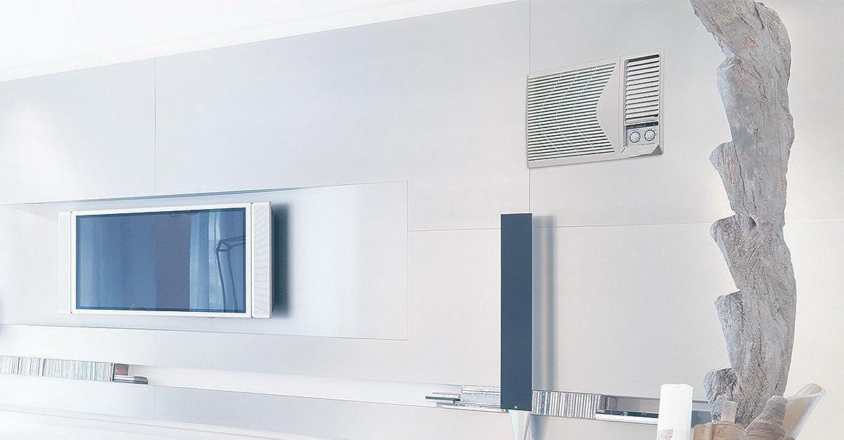 HANTECH Climatiseur de fen/être GJC-12-AG 12000 BTU Window Climatisation Appareil de climatisation