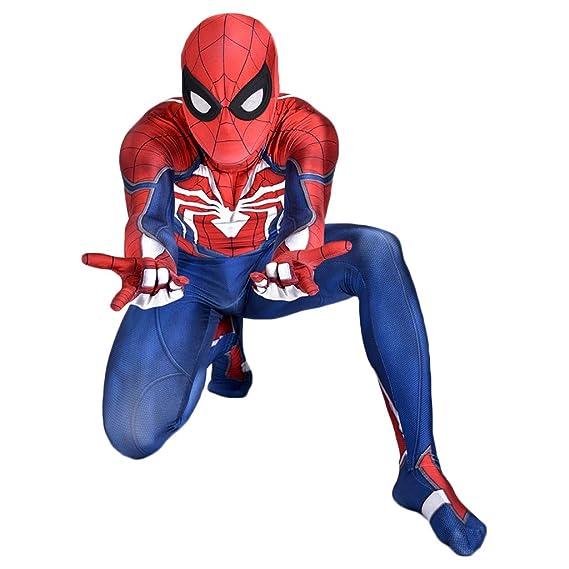 QWEASZER Capitán América: Guerra civil, PS4 Traje de ...
