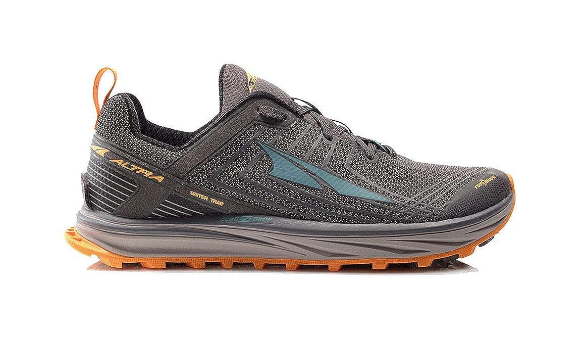 Altra Footwear Men s TIMP 1.5 Gray Orange 14 D US