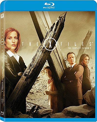 Blu-ray : The X-Files: The Complete Season 9 (Boxed Set, , Widescreen, Digital Theater System, Digitally Mastered in HD)