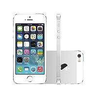 iPhone 5s 32gb Prata Tela 4'' Ios 8 4g Câmera De 8mp - Apple