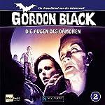 Die Augen des Dämonen (Gordon Black - Ein Gruselkrimi aus der Geisterwelt 2) | Bryan Danger
