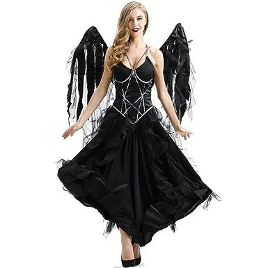 XIEPEI 2019 Disfraz de Vampiro Oscuro para Halloween, Cosplay ...