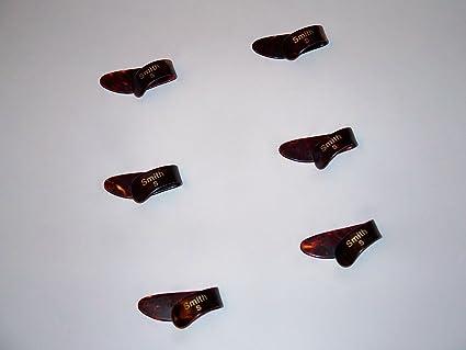 Smith 6 pequeña tortuga color nacarado pulgar Pick guitarra, Dobro ...