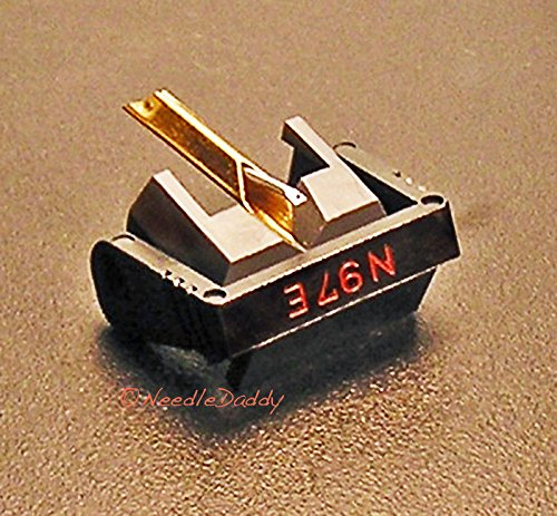 NEW TURNTABLE NEEDLE FOR SHURE N97ED N-97ED SHURE M97ED M97 N97 771-DE TacParts