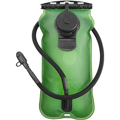 Hydration Bladder,SKL 3 Liter Water Bladder for Hydration Pack Leak Proof BPA Free Water Bag Backpack for Hiking Running Cycling Biking Climbing Kids Adult