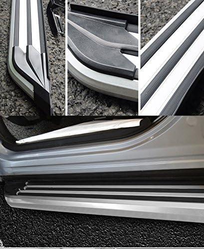 ROKIOTOEX Running Boards Fit 2013 2014 2015 Subaru Forester Aluminum Side Steps Bars 1 Pair